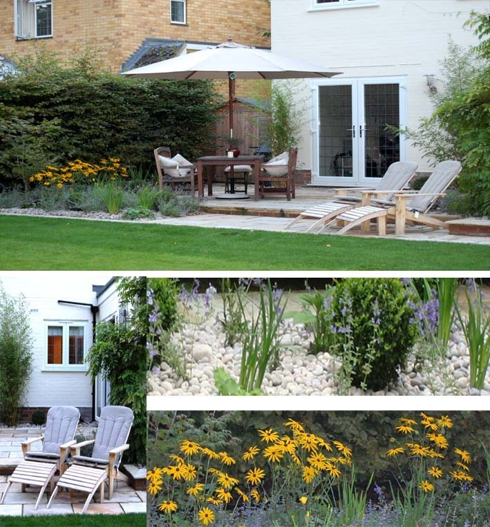 Simply garden design ascot dining al fresco Simply garden design
