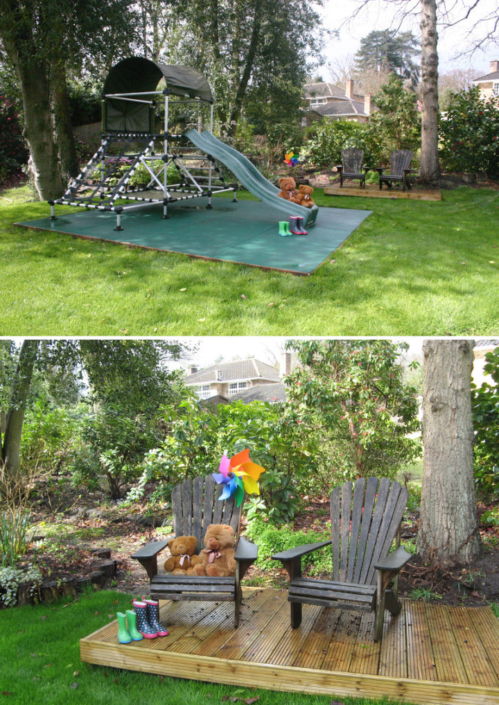 Simply garden design ascot safe play Simply garden design