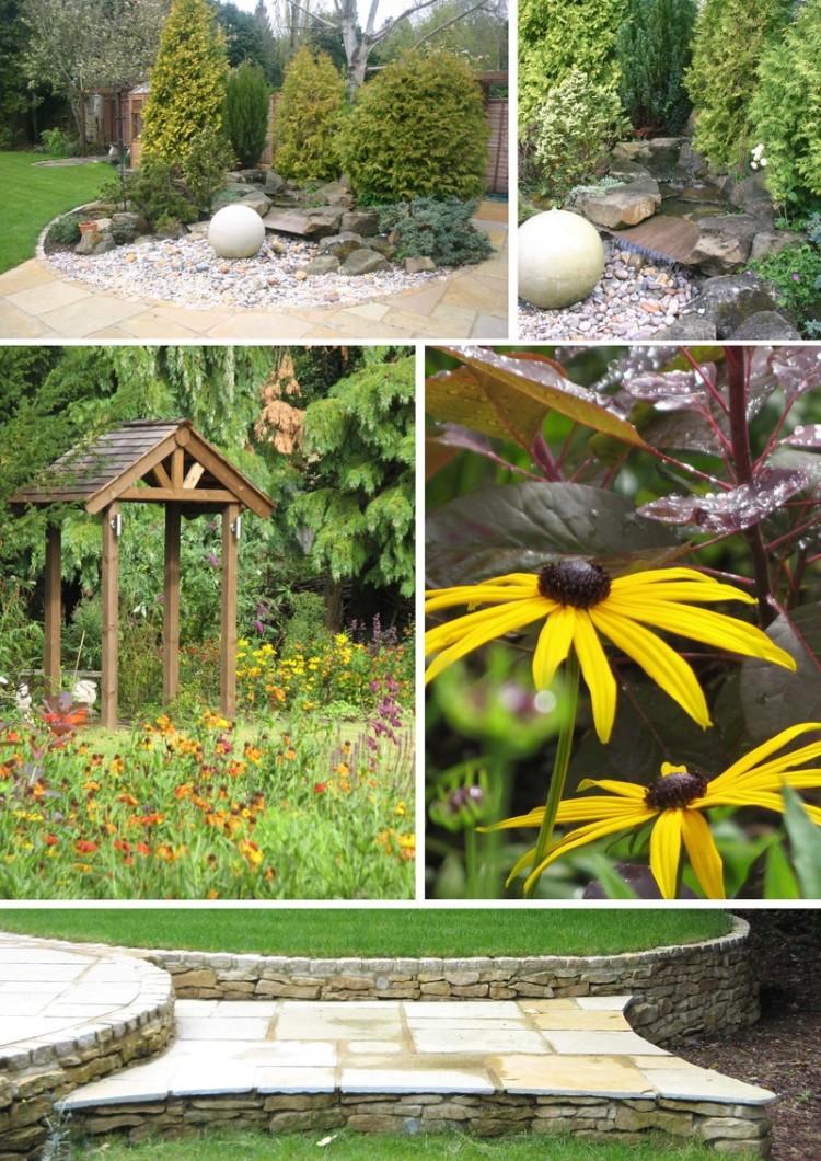 garden design circles - Garden Design Circles