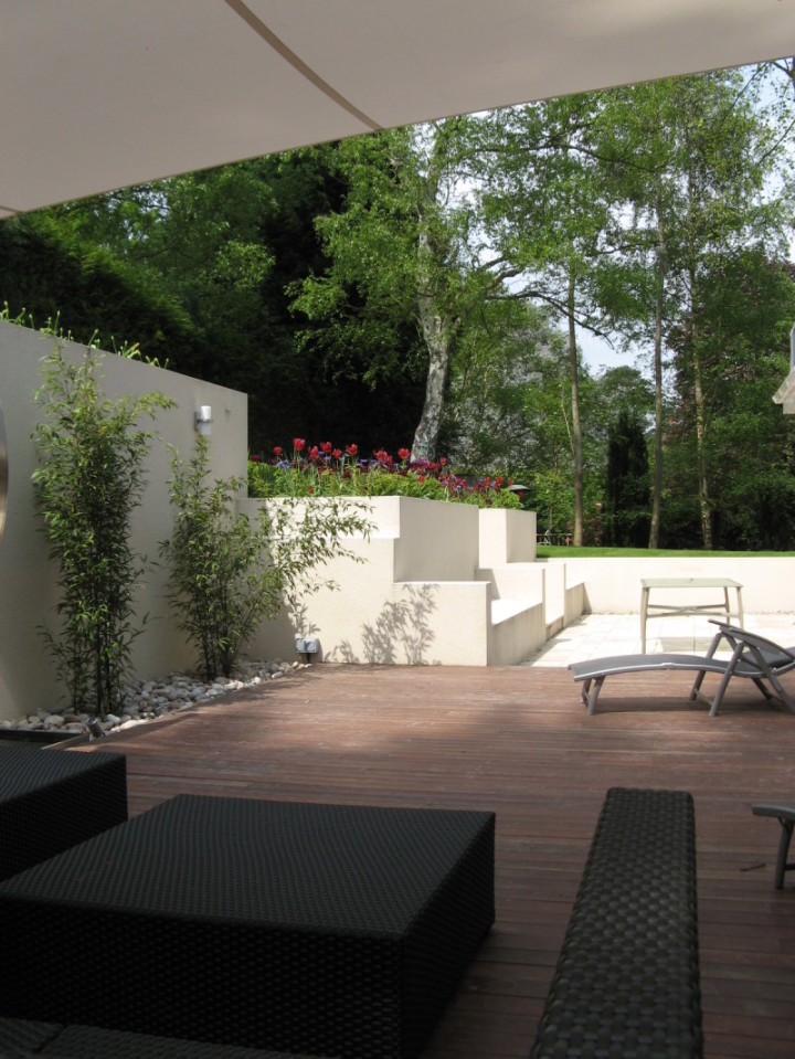 Simply garden design ascot creating space Simply garden design