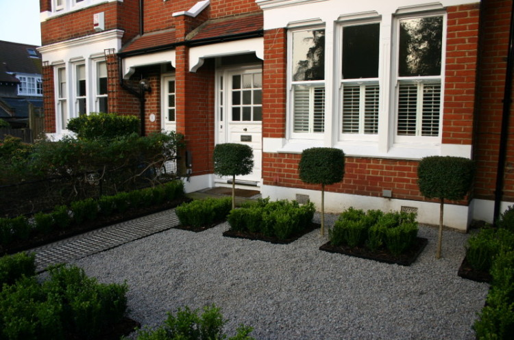 Simply garden design ascot modern minimal Simply garden design