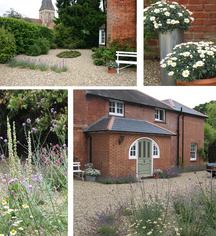 Simply garden design ascot gravel garden Simply garden design