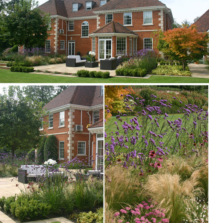 Simply garden design ascot series of squares Simply garden design