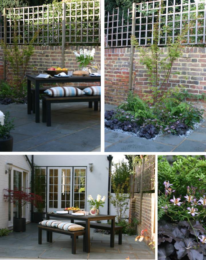 Simply garden design ascot bring me sunshine Simply garden design