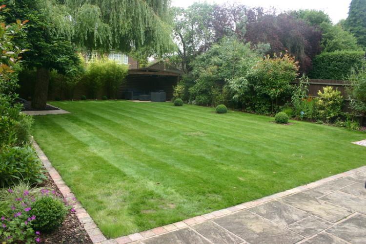 Simply garden design ascot neat tidy Simply garden design