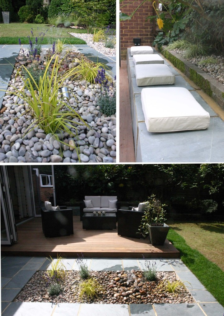 Simply garden design ascot inside out Simply garden design