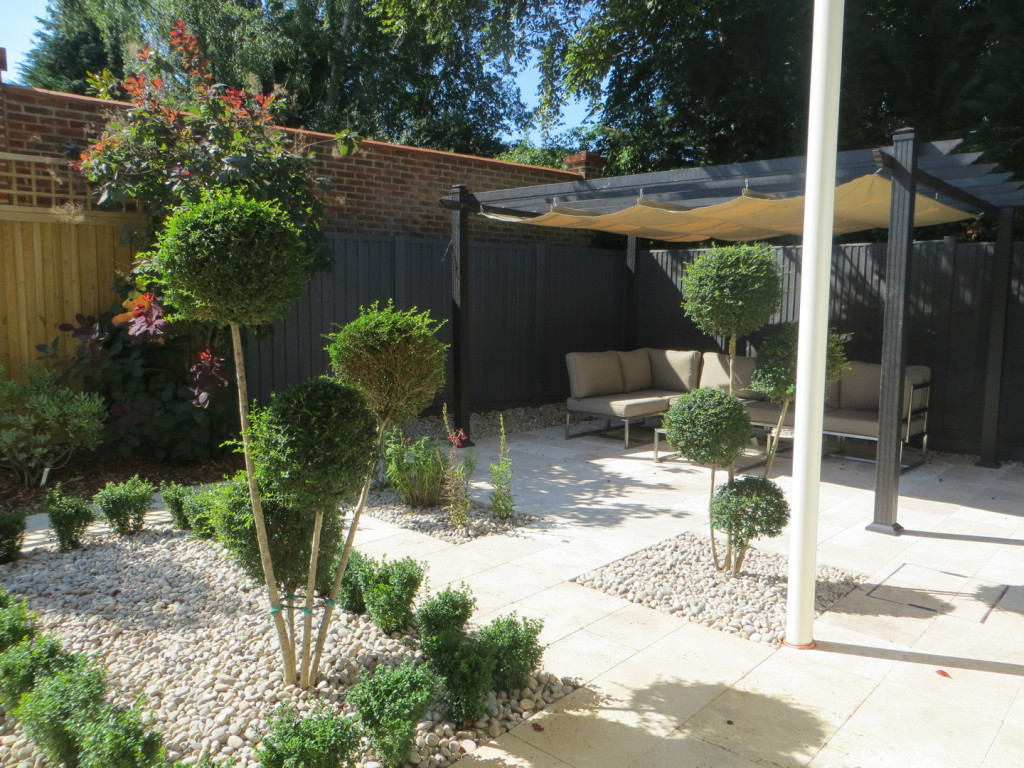 Simply garden design ascot patio pergola Simply garden design
